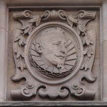 Old Westminster Library - head 1 - Spenser