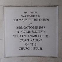 Church House - centenary
