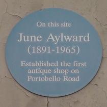 June Aylward