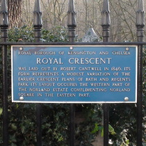 Royal Crescent - Cantwell