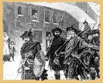 Manchester Regiment - Jacobites