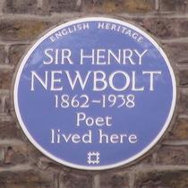 Sir Henry Newbolt