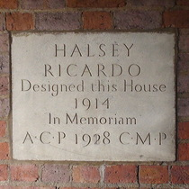 Halsey Ricardo