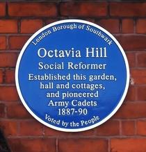 Octavia Hill - SE1
