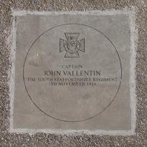 John Vallentin VC
