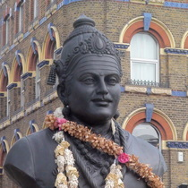 Basaveshwara statue