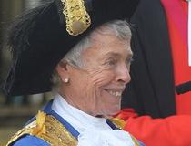Councillor Audrey Lewis