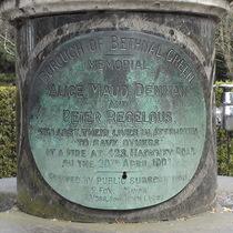 Denman fountain