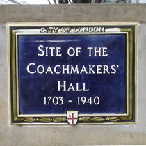 Coachmakers Hall