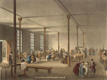Westminster Union Workhouse / St James Workhouse
