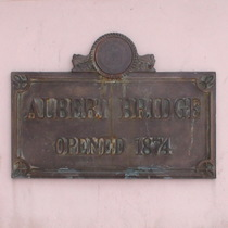 Albert Bridge - opened