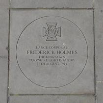 Frederick Holmes VC