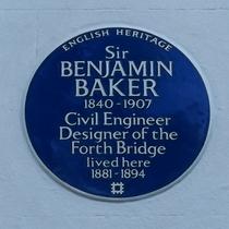 Benjamin Baker - W8