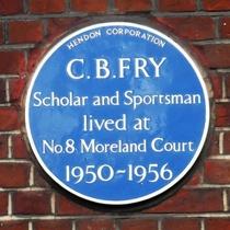 C. B. Fry - NW2