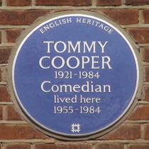 Tommy Cooper - W4