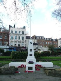 Islington war shrine
