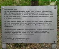 Leonard Woolf's Ceylon