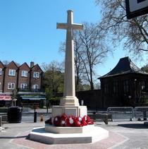 Charlton war memorial