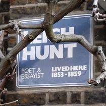 Leigh Hunt - W6