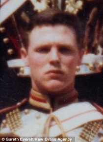 Lance Corporal Jeffrey Vernon Young