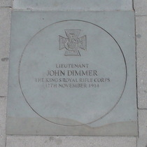 John Dimmer VC