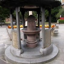 Coronation of King Edward VII - drinking fountain