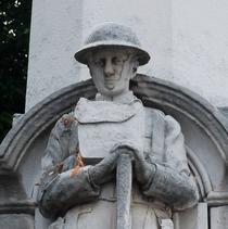 Deptford war memorial