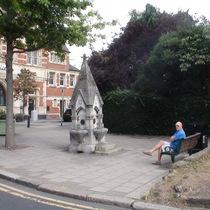 Toynbee fountain