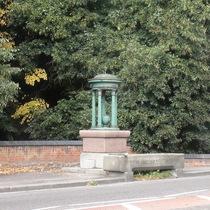 Hanbury fountain