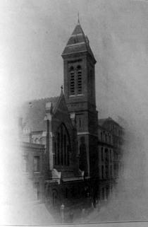St John the Evangelist church, Wilton Road