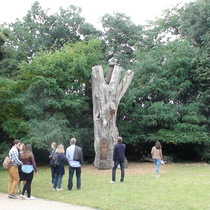 Four bishops up a tree in Fulham