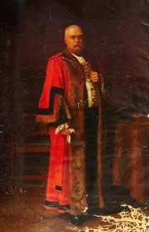 Dr. Frederick Montague Miller