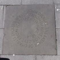Marshalsea 6 - stone - John Dickens