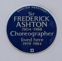 Sir Frederick Ashton