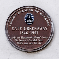 Kate Greenaway - Sylvia Court N1
