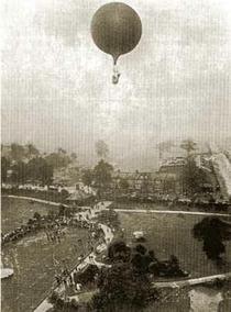 First British public airmail flight