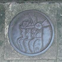 Bowler plaque - Merry-Go-Round