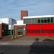 Beckenham Auxiliary firemen