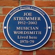 Joe Strummer squat