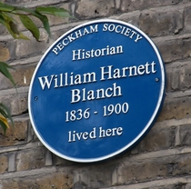William Harnett Blanch