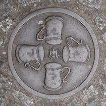Bowler plaque - Four Tankards