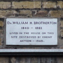 Dr William Brotherton