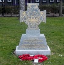 Lewisham Victoria Cross memorial