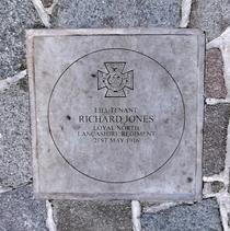 Lieutenant Richard Jones VC