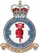 RAF Squadron No. 61