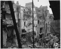 Sloane Court East V1 bomb