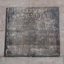 Christ Church Spitalfields - Mr Root