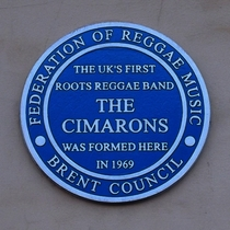 The Cimarons