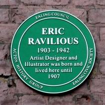 Eric Ravilious - W3