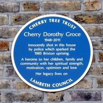 Dorothy 'Cherry' Groce